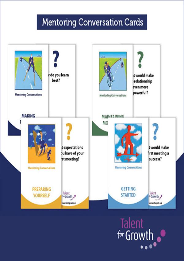 Mentoring Conversation Cards